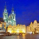 Come arrivare dall'aeroporto al centro di Praga
