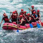 Rafting in Basilicata, ecco dove