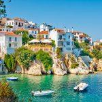 Come arrivare a Skiathos da Atene