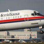 Misure del bagaglio con Meridiana