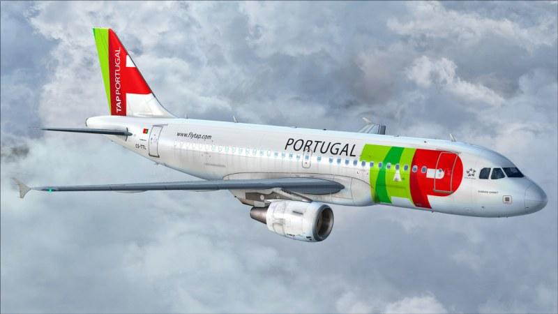 tap portugal bagaglio
