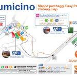 Parcheggio lunga sosta Fiumicino low cost