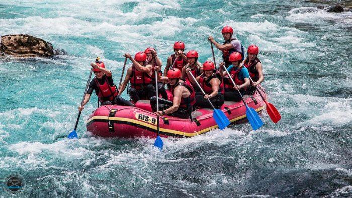 rafting basilicata